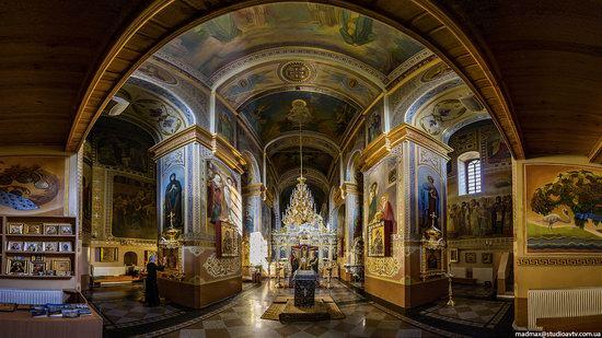 Uspenskyi Svyatohorskyi Convent in Zymne, Ukraine, photo 16