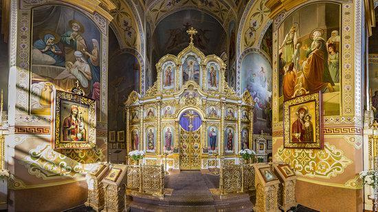 Uspenskyi Svyatohorskyi Convent in Zymne, Ukraine, photo 17