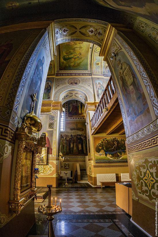 Uspenskyi Svyatohorskyi Convent in Zymne, Ukraine, photo 18