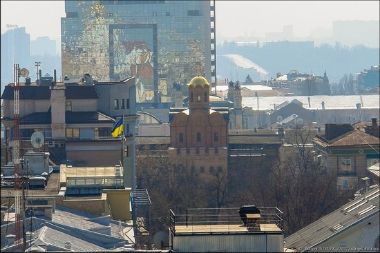 Bell Tower of Saint Sophia Cathedral in Kyiv, Ukraine, photo 16