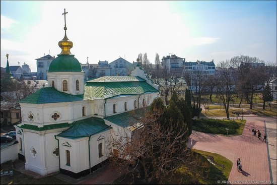 Bell Tower of Saint Sophia Cathedral in Kyiv, Ukraine, photo 5