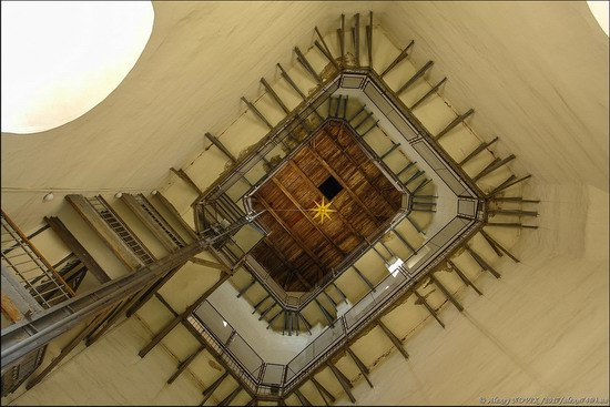 Bell Tower of Saint Sophia Cathedral in Kyiv, Ukraine, photo 7