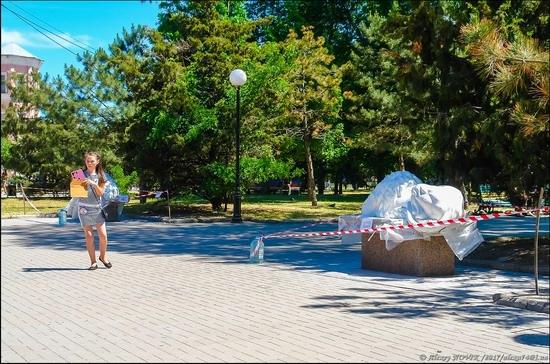 Early summer in Berdyansk, Ukraine, photo 11