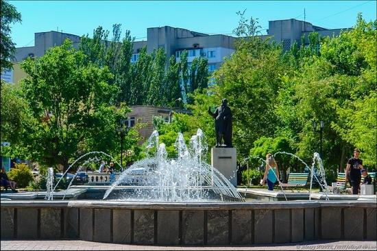 Early summer in Berdyansk, Ukraine, photo 15
