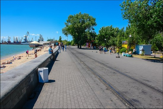 Early summer in Berdyansk, Ukraine, photo 20