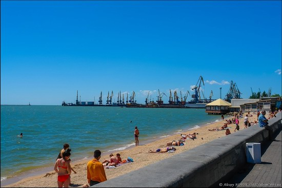 Early summer in Berdyansk, Ukraine, photo 21
