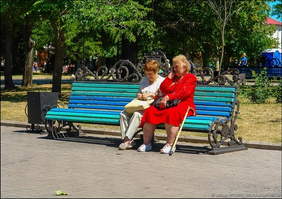 Early summer in Berdyansk, Ukraine, photo 9