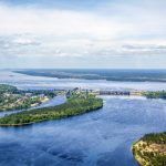 Kyiv Sea – the view from above