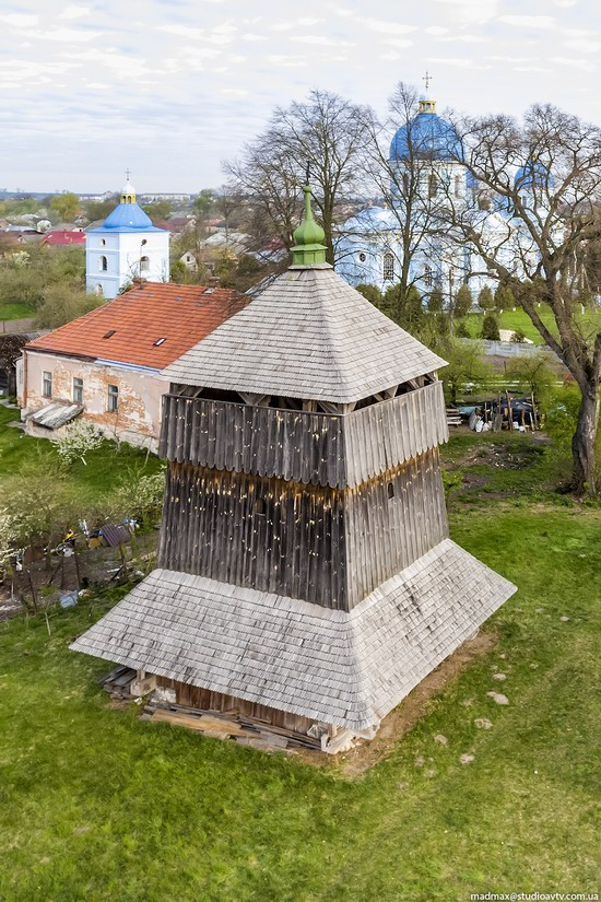 St. Michael Church in Komarno, Lviv region, Ukraine, photo 10