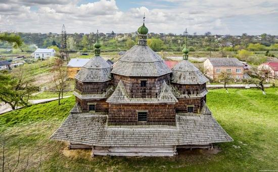 St. Michael Church in Komarno, Lviv region, Ukraine, photo 5