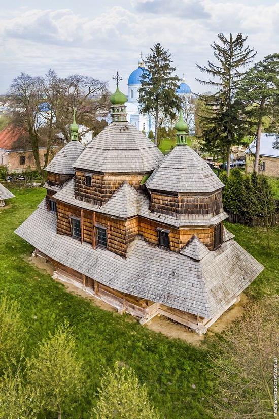 St. Michael Church in Komarno, Lviv region, Ukraine, photo 9