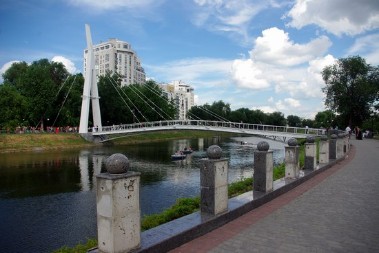 Summer in the center of Kharkiv, Ukraine, photo 10