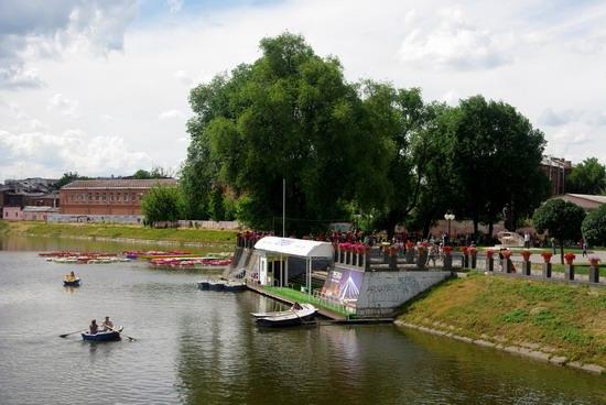 Summer in the center of Kharkiv, Ukraine, photo 12