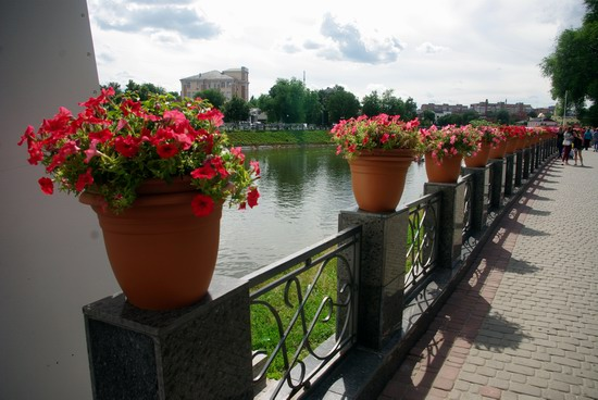 Summer in the center of Kharkiv, Ukraine, photo 14