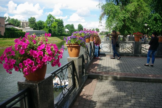 Summer in the center of Kharkiv, Ukraine, photo 17