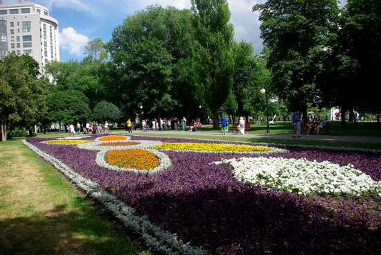 Summer in the center of Kharkiv, Ukraine, photo 18