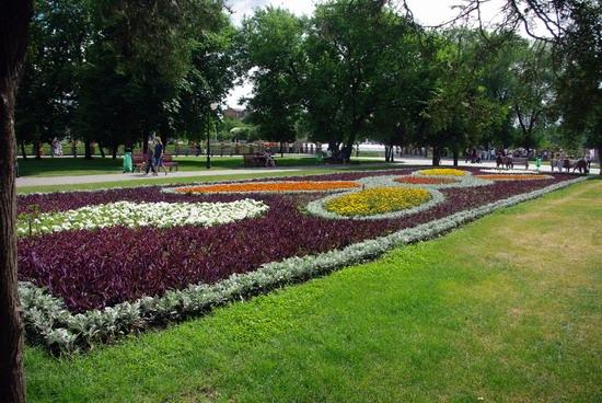 Summer in the center of Kharkiv, Ukraine, photo 19