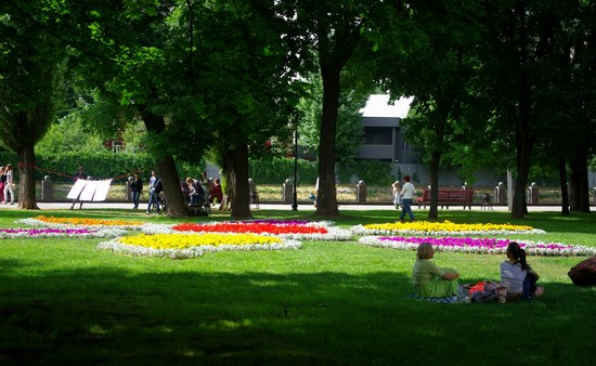 Summer in the center of Kharkiv, Ukraine, photo 20