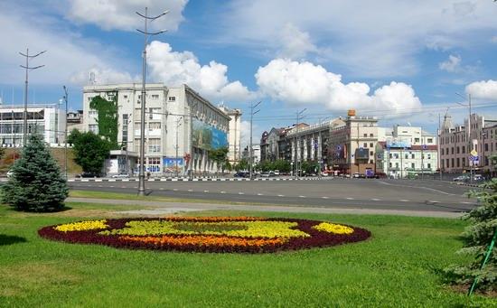 Summer in the center of Kharkiv, Ukraine, photo 22