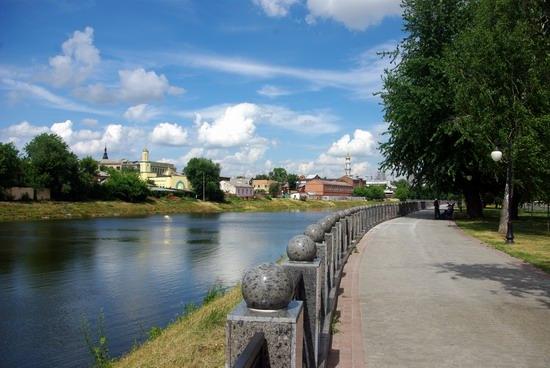 Summer in the center of Kharkiv, Ukraine, photo 3