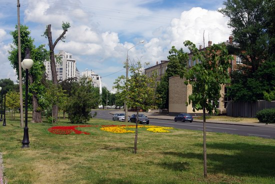 Summer in the center of Kharkiv, Ukraine, photo 4