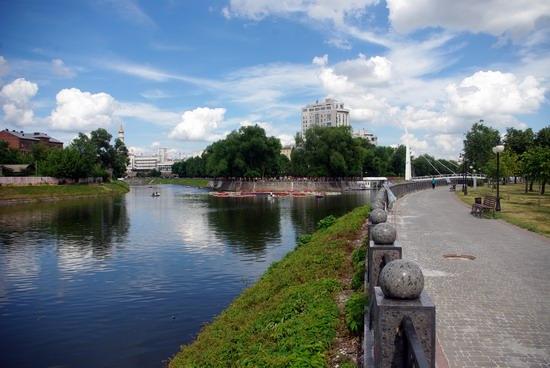 Summer in the center of Kharkiv, Ukraine, photo 6