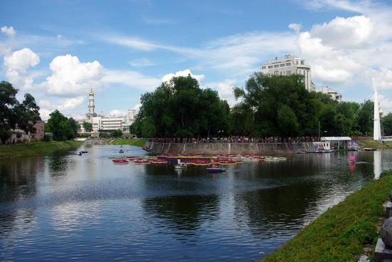 Summer in the center of Kharkiv, Ukraine, photo 7