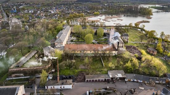 Castle and Roman-Catholic Church in Olyka, Volyn region, Ukraine, photo 12