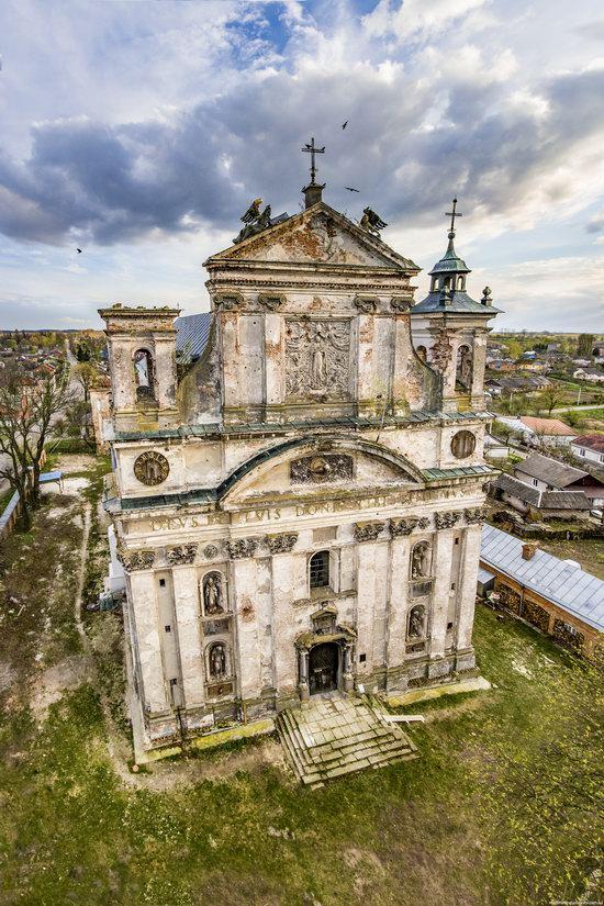 Castle and Roman-Catholic Church in Olyka, Volyn region, Ukraine, photo 16
