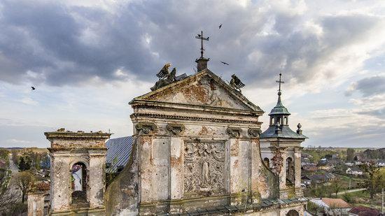 Castle and Roman-Catholic Church in Olyka, Volyn region, Ukraine, photo 17