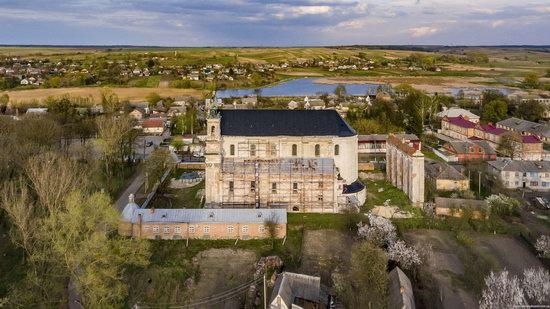 Castle and Roman-Catholic Church in Olyka, Volyn region, Ukraine, photo 20