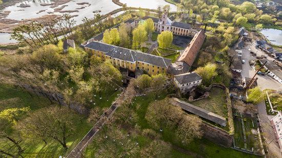 Castle and Roman-Catholic Church in Olyka, Volyn region, Ukraine, photo 3