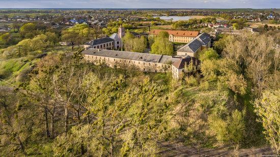 Castle and Roman-Catholic Church in Olyka, Volyn region, Ukraine, photo 4