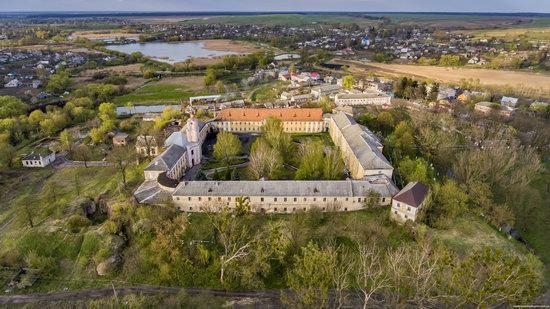Castle and Roman-Catholic Church in Olyka, Volyn region, Ukraine, photo 5