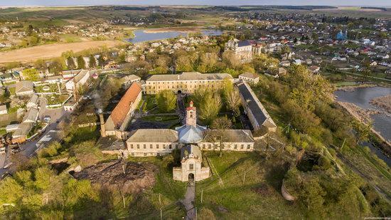Castle and Roman-Catholic Church in Olyka, Volyn region, Ukraine, photo 8