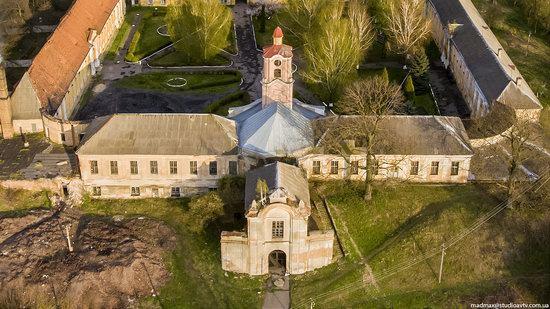 Castle and Roman-Catholic Church in Olyka, Volyn region, Ukraine, photo 9