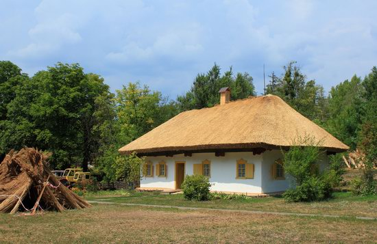 Folk Architecture Museum in Pereyaslav-Khmelnytskyi, Kyiv region, Ukraine, photo 1