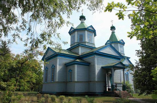Folk Architecture Museum in Pereyaslav-Khmelnytskyi, Kyiv region, Ukraine, photo 27