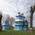 Holy Transfiguration Church in Tuchyn