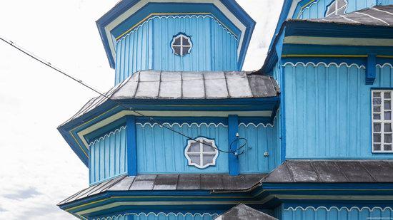 Holy Transfiguration Church in Tuchyn, Rivne region, Ukraine, photo 11