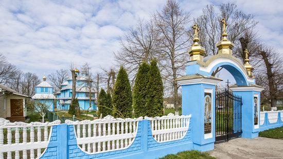Holy Transfiguration Church in Tuchyn, Rivne region, Ukraine, photo 2