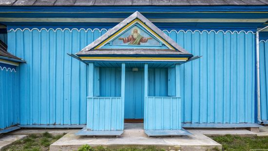 Holy Transfiguration Church in Tuchyn, Rivne region, Ukraine, photo 9
