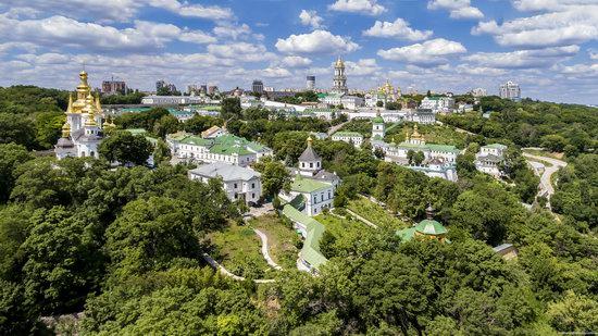 Kyiv Pechersk Lavra, Ukraine from above, photo 12