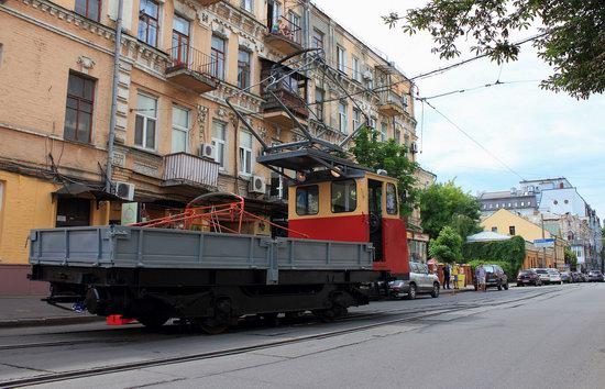 Parade of Trams in Kyiv, Ukraine, photo 19