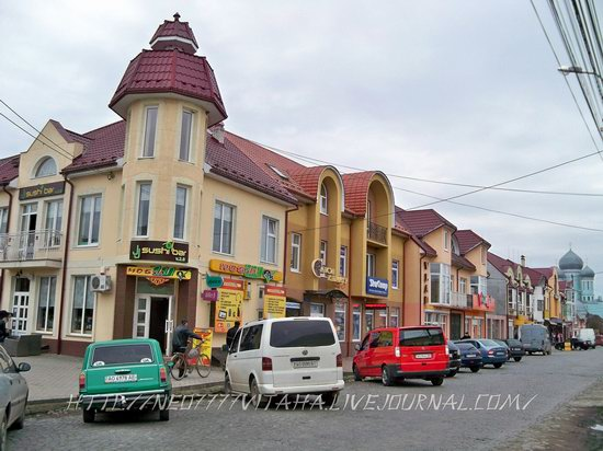 Vynohradiv town, Zakarpattia region, Ukraine, photo 10