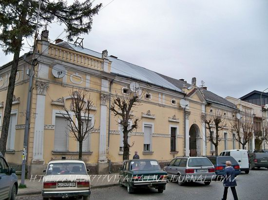 Vynohradiv town, Zakarpattia region, Ukraine, photo 11