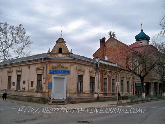 Vynohradiv town, Zakarpattia region, Ukraine, photo 12