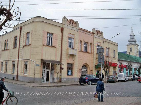 Vynohradiv town, Zakarpattia region, Ukraine, photo 15