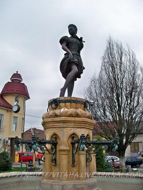 Vynohradiv town, Zakarpattia region, Ukraine, photo 16