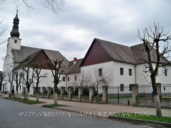 Vynohradiv town, Zakarpattia region, Ukraine, photo 2
